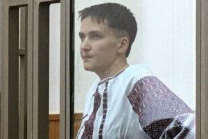 Nadija Sawczenko jest wykończona psychicznie i fizycznie.