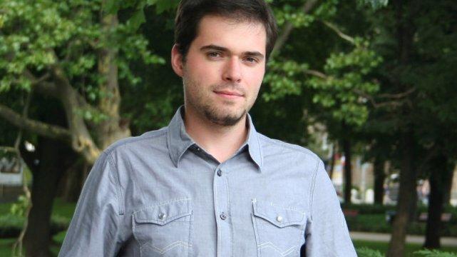 Mikołaj Malaczyński, prezes i współtwórca Legimi.