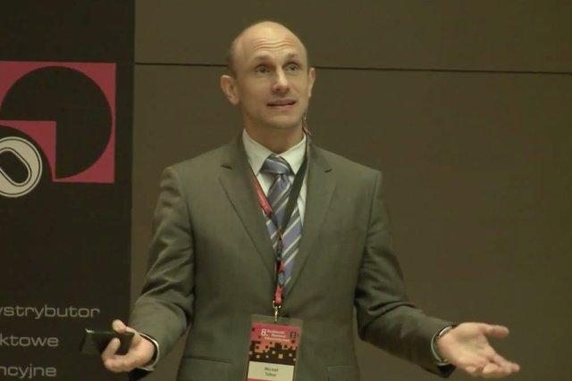 Michał Tabor, łebski naukowiec, który ułatwił nasze rozliczenia z urzędami skarbowymi
