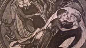 Mimo oficjalnego potępienia homoseksualizm miał się dobrze w średniowieczu i na początku odrodzenia.