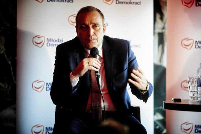 Ujawniono nagranie ze spotkania Grzegorza Schetyny z działaczami PO.