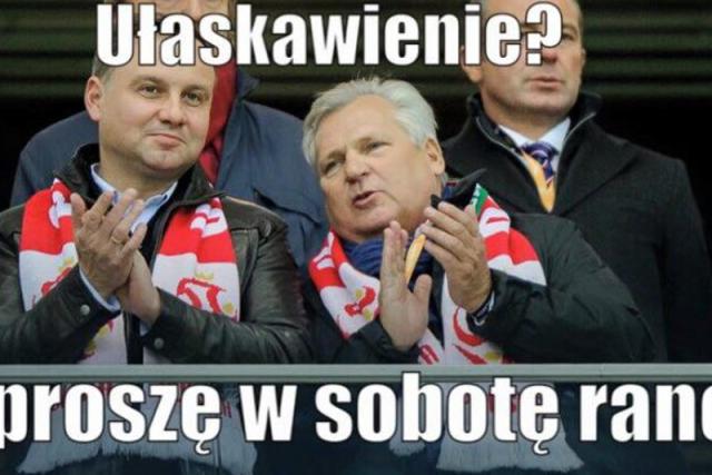 Prezydent Kwaśniewski ułaskawiał najczęściej.