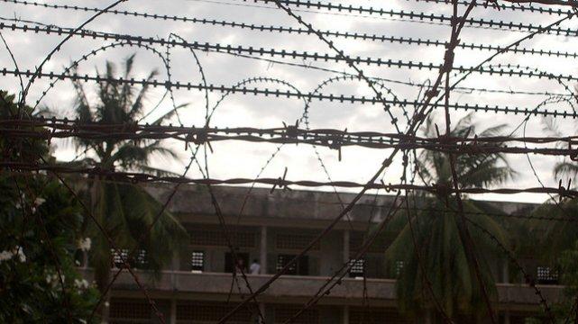 Do dzisiaj Tuol Sleng wywołuje dreszcze