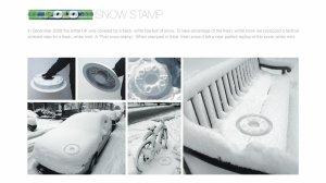 Polo Snow Stamp