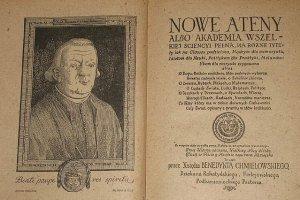 Ksiądz Benedykt Chmielowski – autor pierwszej polskiej encyklopedii powszechnej