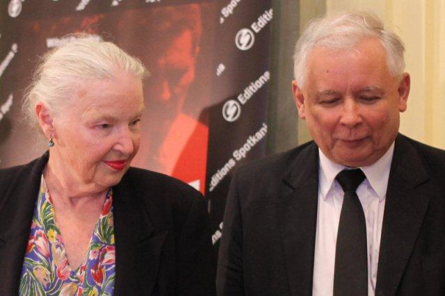 Prof. Staniszkis krytykuje prezesa PiS Jarosława Kaczyńskiego za postawę po wyborach samorządowych