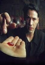 czerwona pigułka - poznasz prawdę (film Matrix)