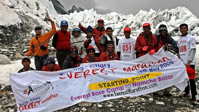 Mount Everest Marathon