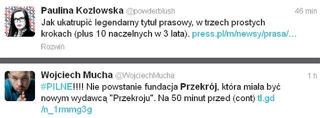 Twitter natychmiast zareagował na decyzję Grzegorza Hajdarowicza