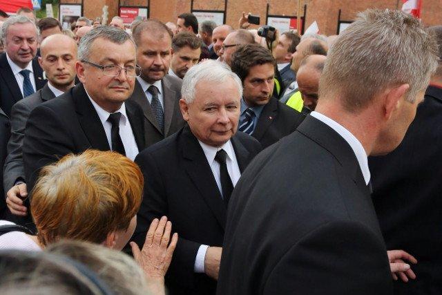 Wirtualna Polska twierdzi, że PiS ograniczy wydatki przeznaczane na ochronę Jarosława Kaczyńskiego