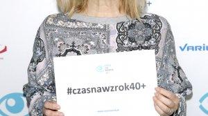 Marzena Rogalska - jedna z ambasadorek kampanii CZAS NA WZROK 40+