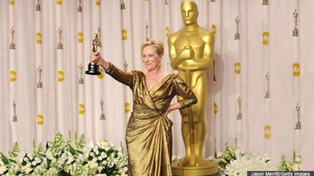 Meryl Streep w sukni od Lanvin