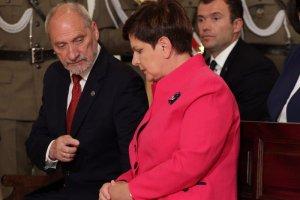 Antoni Macierewicz w rządzie jest na specjalnych warunkach? Ochraniająca go formacja dostaje nowe uprawnienia.