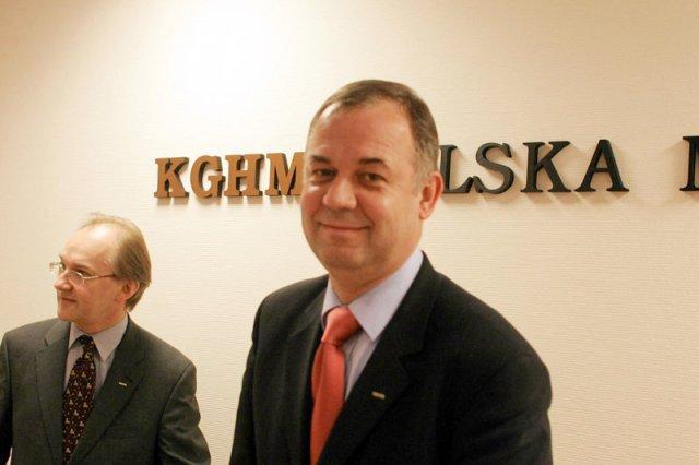 Krzysztof Skóra był już prezesem KGHM w czasie pierwszych rządów PiS, ale poza tym nie może pochwalić się imponującym doświadczeniem menadżerskim.