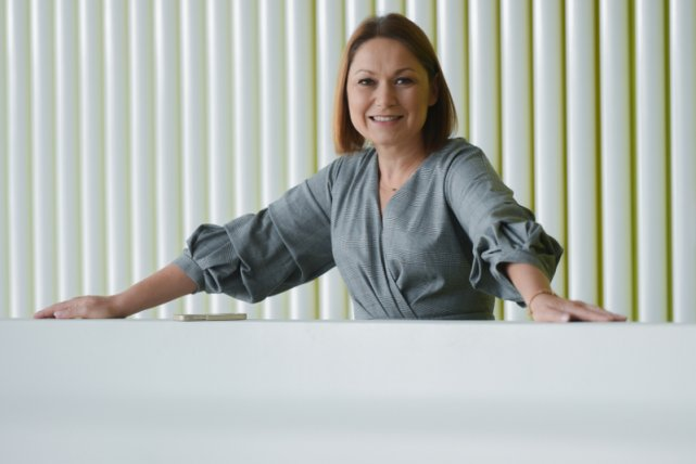 Bogna Cichowska-Duma niemal od roku jest dyrektorem generalnym INFARMY.