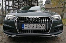 Audi A4 Allroad to luksusowy samochód offroadowy. Brzmi nietypowo.