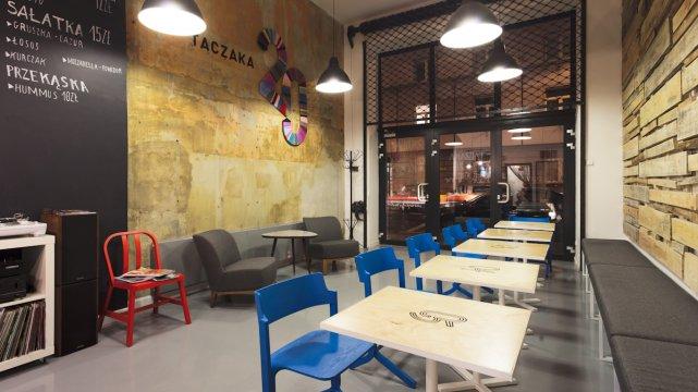 Dobra kawa, a obsługa jeszcze lepsza – Taczaka 20 w Poznaniu