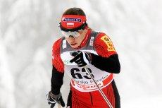 Justyna Kowalczyk przez upadek straciła szanse na dobry wynik na początku sezonu.