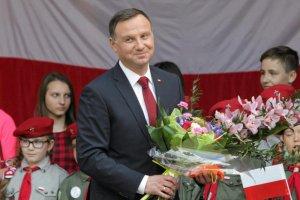 Prezydent Duda jest docenianym politykiem.