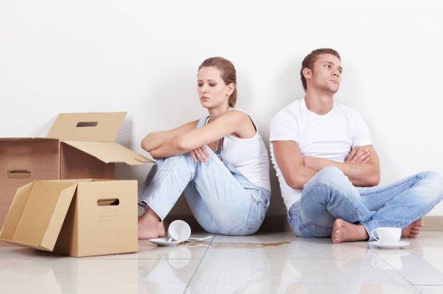 Najczęstszym powodem rozpadu małżeństw w pierwszych latach wspólnego życia jest niezgodność charakterów.