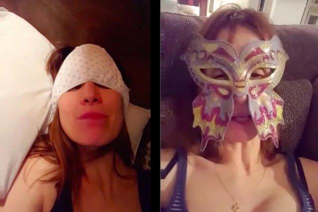 """""""Snap-szmat"""" Violi Kołakowskiej jest parodią blogerek modowych."""