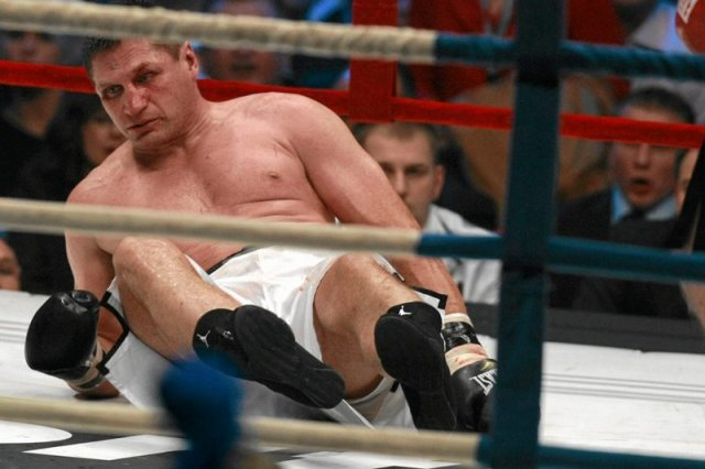 Czy po powrocie Andrzeja Gołoty do ringu będziemy jeszcze oglądać takie obrazki jak ten?