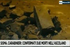 We Włoszech doszło dziś do silnego trzęsienia ziemi. Są ofiary śmiertelne, zniszczeniu uległo wiele budynków.