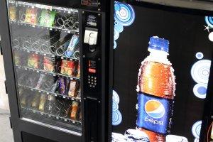 Automatu nie obchodzi, że jesteś głodny. Oczekuje takich monet, które mu się podobają.