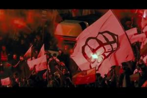 """Marsz Niepodległości w Warszawie przykładem neonazizmu? Tak uważają twórcy filmu """"Imperium""""."""