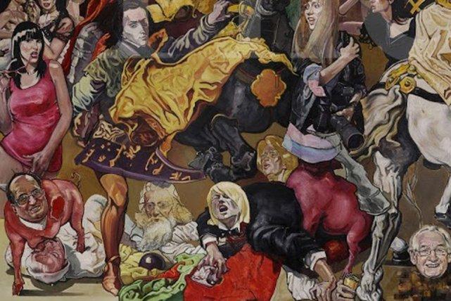 Grupa artystyczna The Krasnals znieważyła papieża i ojca Rydzyka?