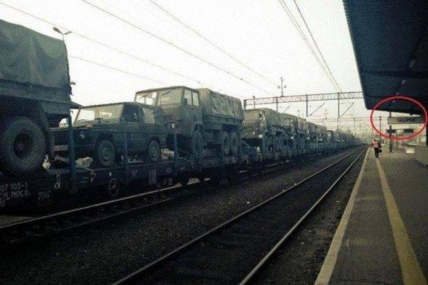 Польская армия на границе в Украиной перегруппировалась