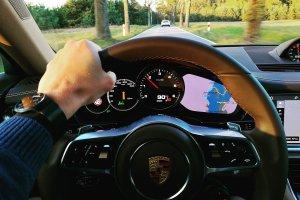 Nowe Porsche Panamera to samochód zupełnie od nowa.