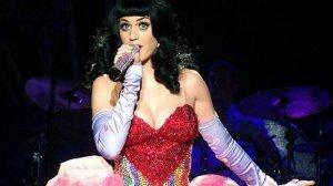 Katy Perry - ostatnia na podium