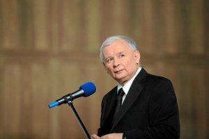 Jarosław Kaczyński znalazł osobę odpowiedzialną za Brexit.
