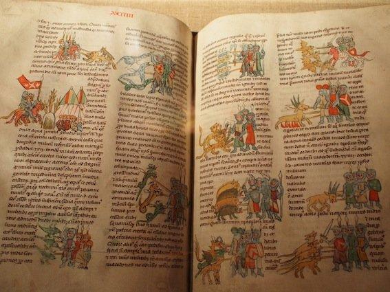 XIV-wieczny manuskrypt który olśnił Sergiusza.