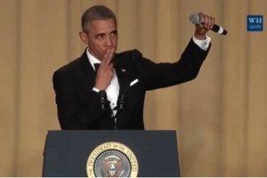 """""""Nie tylko Kongres mnie lekceważy. Książę przyjął mnie w szlafroku"""". Ameryce zazdrościmy Baracka Obamy"""