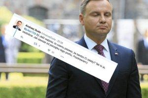 Andrzej Duda znowu odpowiada na pytania nastolatek.