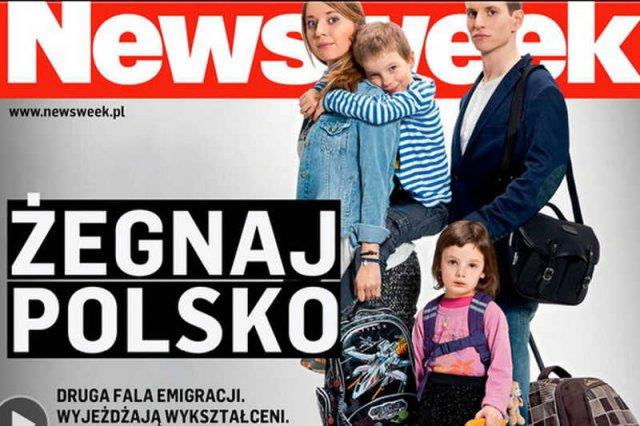Pod koniec ubiegłego roku za granicą mieszkało ponad 2,1 miliona Polaków - podaje GUS. Teraz obserwujemy drugą falę emigracji