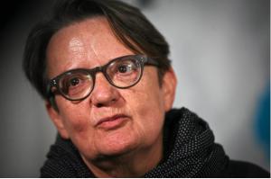 Agnieszka Holland obawia sięrządów prawicy w Polsce.