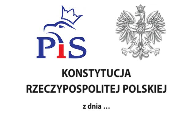 PiS chce zmienić konstytucję
