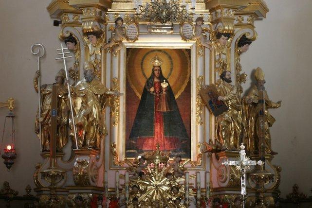 Matka Boska Gregoriańska. To dla jej cudownego wizerunku Mikołaj Sapieha, zwany Pobożnym, zaryzykował wykluczenie z Kościoła.