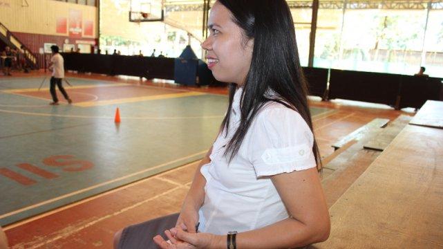 Filipińczycy nie są wysocy, ale bardzo lubią koszykówkę. Prawie tak bardzo, jak karaoke.
