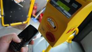 Kupowanie biletu przez telefon