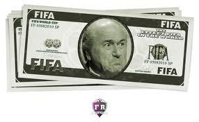 FIFA nie musi zainwestować ani grosza, by zarobić na turnieju miliard dolarów