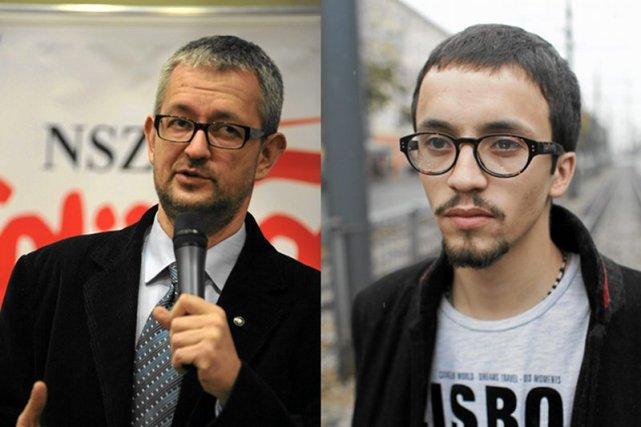 Samuel Pereira kłóci sięz Rafałem Ziemkiewiczem o Smoleńsk