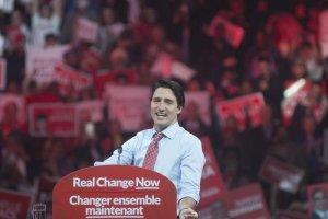 Justin Trudeau będzie najmłodszym premierem w historii Kanady.