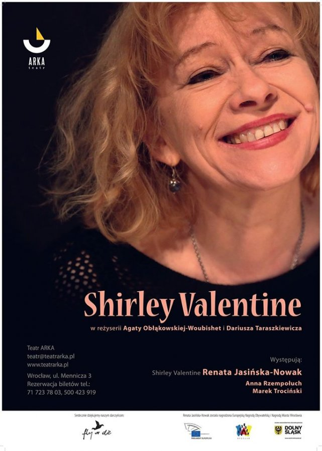 """Shirley Valentine"", reż. A. Obłąkowska-Woubishet"