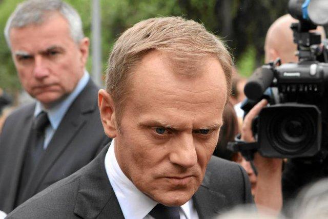 Paweł Graś jest cieniem swojego szefa, Donalda Tuska. Przez to brakuje mu czasu na kontakty z dziennikarzami. • Fot. Mikołaj Kuras / Agencja Gazeta - c64269c4b13866cc6296539fa2d6dc0c,640,0,0,0