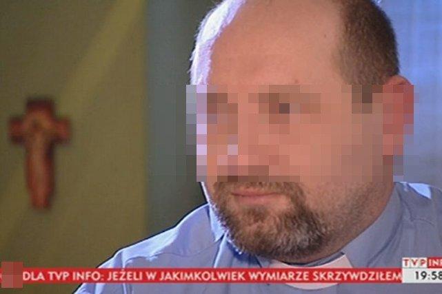 Ks. Wojciech G. usłyszał cztery zarzuty
