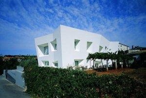 Dom Światła w Puli, Chorwacja. Laureat nagrody specjalnej konkursu Wienerberger Brick Award 2014